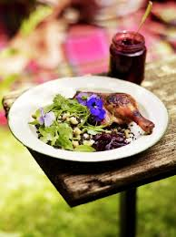 duck in cuisine crispy duck with roasted plum sauce duck recipes oliver