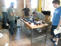 cupping with kuma coffee oak cliff coffee roasters u0027 weblog