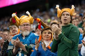 thanksgiving football 2015 schedule and broadcast information