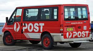 postal vehicles file 2000 2004 ford transit vh low roof swb van australia post