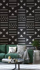 Tribal Print Wallpaper by 154 Best White Mudcloth Tribal Fabric Images On Pinterest Tribal