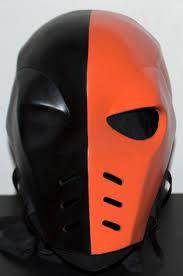 Deathstroke Costume Wolfram Creative Murk Slade Mask Arrow Deathstroke Slade