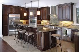 Dark Espresso Kitchen Cabinets Ideas Espresso Kitchen Cabinets The Dark Espresso Kitchen
