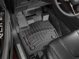 weathertech floor mats floorliner for ford edge 2015 2017