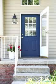 front doors front door ideas adding curb appeal to the rental