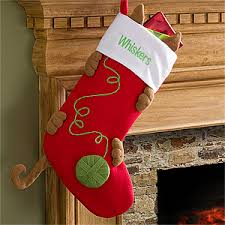 cat christmas personalized cat christmas my
