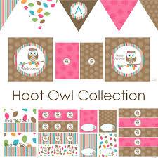 owl birthday owl baby shower owl birthday decorations owl