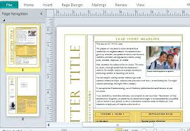 templates for word newsletters free newsletter templates word newsletter template for word free
