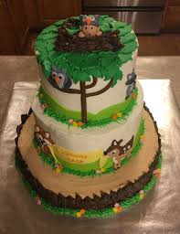 woodland critters baby shower home design ideas