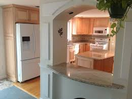 Maple Kitchen Furniture Tinted Maple Kitchen Amoskeag Furniture Cabinetry Co