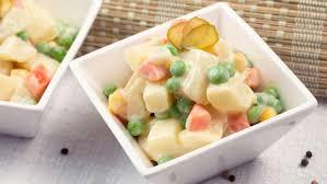 olivier cuisine olivier salad salad the vegan corner