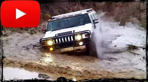 hummer jeep inside hummer h2 vs hummer h1 off road youtube