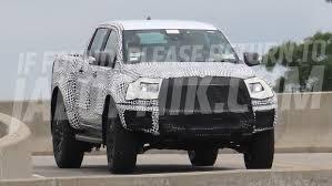 Ford Ranger - capturada en la calle la próxima ford ranger tendrá una versión
