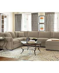 Pictures Of Sofas In Living Rooms Living Room Chairs Macys Kenton Fabric Sofa Living Room Furniture