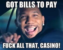 Casino Memes - the daily convolution 007 topic blockchain adepts don t go casino