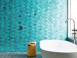 turquoise tile bathroom top 20 bathroom tile trends of 2017 hgtv s decorating design
