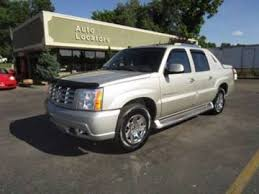 cadillac escalade up truck for sale cadillac escalade ext for sale in tennessee carsforsale com