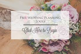 wedding planner tools the budget company wedding planning where budget is beautiful