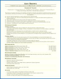 exle sle resume resume template for teachers resume template for kindergarten