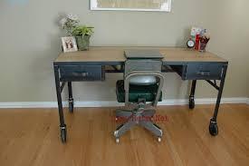 desks u2013 vintage industrial furniture