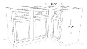 kitchen base cabinets ana white face frame base kitchen cabinet