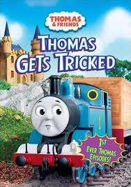 thomas tricked dvd thomas tank engine wikia fandom