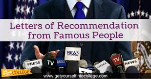 letters of recommendation from famous peopledr jennifer b bernstein