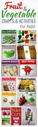 fruit u0026 veggie crafts u0026 activities fun way to teach kids about