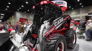 case ih previews skid steer loader for ffa auction youtube