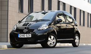 toyota aygo hatchback 2005 2014 running costs parkers