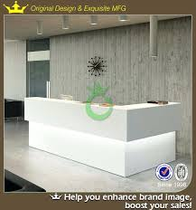 Salon Front Desk Furniture Used Salon Front Desk Furniture Offers Modern Contemporary And