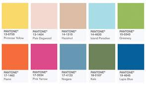 pantone trends 2017 10 inspirations on pantone s 2017 colour trends good reads