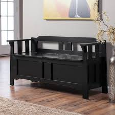 Cushioned Storage Bench Wonderful Image Entryway Shoe Storage Bench Build An Entryway Shoe
