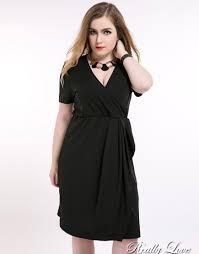 popular plus size black cocktail party dresses buy cheap plus size