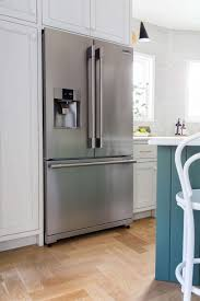 our modern english country kitchen emily henderson emily henderson full kitchen reveal waverly frigidaire