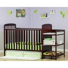 dream on me 678 4 in 1 full size crib and changing table combo