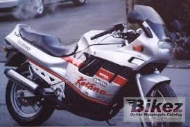 Suzuki 750 F 1989 Suzuki Gsx 750 F Specifications And Pictures