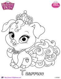 Disney S Princess Palace Pets Free Coloring Pages And Printables Princess Coloring Free Coloring Sheets