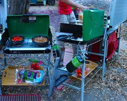 Coleman Camp Kitchen With Sink by Coleman Pack Away Deluxe Kitchen Review Outdoorgearlab