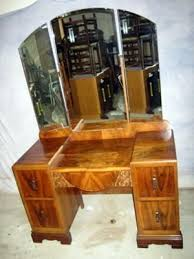 The Brick Vanity Table 410 Best Art Deco Bedrooms Images On Pinterest Art Deco Bedroom