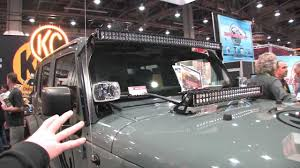 jeep kc lights kc hilites light bars youtube
