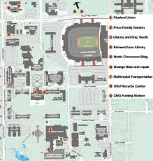 Osu Parking Map Osu Sustainability Campus Tour Osu Sustainability