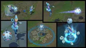 winter orianna skin spotlight how to get this skin