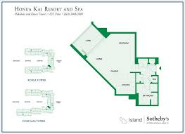 ada floor plans honua kai studio with ada floor plan exceptional honua kai floor