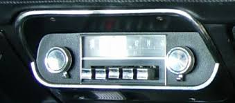 replica radio for 68 mustang ford mustang forum