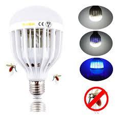 bug light light bulbs led bug zapper light bulb 10w mosquito killer bulb e26 e27 wasp bug