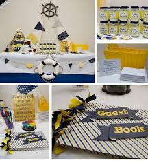 nautical themed baby shower 145 best nautical theme baby shower images on baby