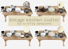 a3ru various drug clutter sims 4 downloads vintage kitchen clutter at sanoy sims via sims 4 updates check more
