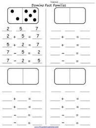 free downloadable dominoes worksheets google search dominoes