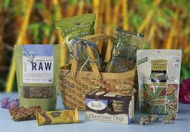 Snack Baskets Gluten Free Gourmet Healthy Snack Basket